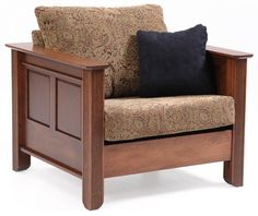How Japanese Interior Layout Could Boost Your Dwelling Amish Made Arlington Heights Chair Wooden Living Room Furniture, Amish Furniture, Classic Furniture, Unique Furniture, Sofa Furniture, Living Room Chairs, Cheap Furniture, Furniture Design, Sofa Chair