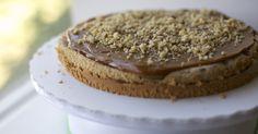 receta torta manjar nuez