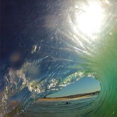 #ShareIG Wave of the week by Ethan Talley @nb_surf ... They post epic shorebreak photos ✌ sorry for the delay everyone