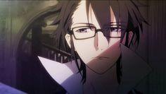 K Project: Missing Kings (movie) Fushimi Saruhiko