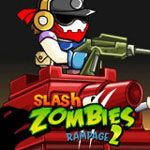 Slash Zombies Rampage 2 - 108GAME - Play Free Online Games