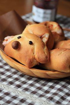 Doggy bun