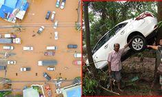 Hochwasser in Lopburi :: Wochenblitz - Ihre deutschsprachige Zeitung für…
