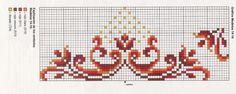 Um blog para gráficos de ponto cruz, crochê e tudo que dizer respeito a artesanato.