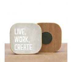 Dots magneet live, work, create