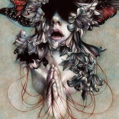"""Hell as an Empty Space"" by Marco Mazzoni"