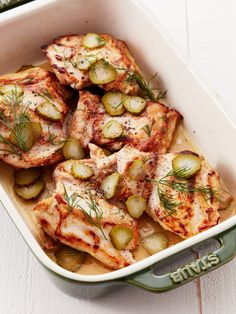 Recipe: Dill Pickle Chicken — Quick and Easy Weeknight Dinners
