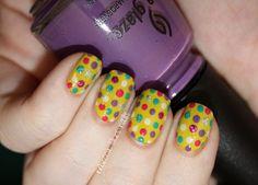 Nails & Nail Art ♥ / rebecca likes nails: 31dc2012 - day 26
