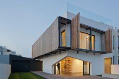 e 348 arquitectura, Casa a Porto, Portogallo