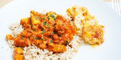 CHICKEN TIKKA MASALA - piletina na Indijski nacin — Coolinarika
