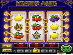 Výherné automaty Mystery Joker - Výherné automaty Mystery Joker od spoločnosti Play´n Go patria medzi klasické automaty s 3 valcami, 5 výhernými radmi a 6 rôznymi symbolmi, medzi ktorými nechýbajú ani špeciálne symboly a symboly tajomnej výhry ako napríklad zvonček, hviezda, šašovská čiapka a ovocie ako napríklad čerešne, slivky, citrón. - http://www.3diamanty.com/hry/vyherne-automaty-mystery-joker #HracieAutomaty #VyherneAutomaty #Jackpot #Vyhra #Mystery #Joker