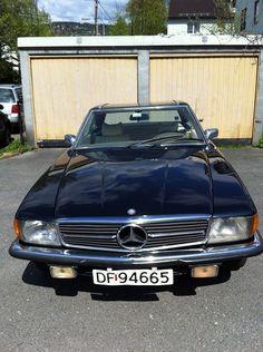 Mercedes-Benz SL 350 1973, 302000 km, kr 90000,- -