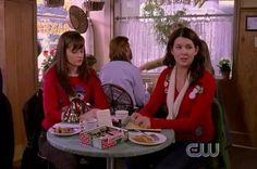 """Grabbing a bite at Weston Bakery. 