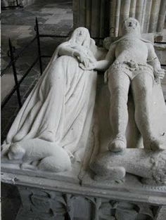 The Tomb of the Earl and Countess of Arundel