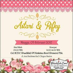 Page Borders Design, Border Design, Akad Nikah, Diy Papier, Social Platform, Wedding Invitations, Templates, Instagram Posts, Weddings