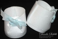 Adorable baby shower favor using styrofoam cups