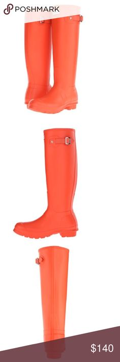 Brand new Hunter rain boots New without box US size 9 Hunter Boots Shoes Winter & Rain Boots