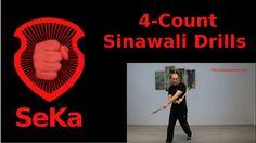 4-Count Sinawali Drills (Trainingseinblick)