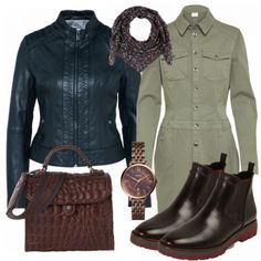 Lera Outfit - Herbst-Outfits bei FrauenOutfits.de