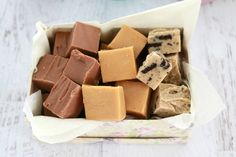 The best Thermomix fudge