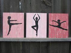 gevonden op: https://www.facebook.com/teerle/ op google afbeeldingen vind je verschillende ballerina silhouettes