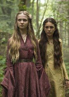 Cersei Lannister and Melara Hetherspoon | Game of Thrones 5.01 (x)