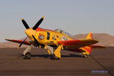 Hawker Sea Fury - September Pops