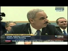 Eric Holder Has No Idea