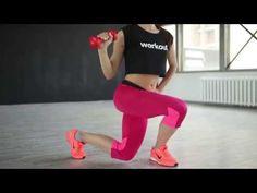 Табата упражнения (Жиросжигание) [Malina-fitness.by] - YouTube