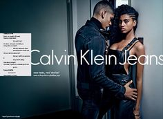 Calvin Klein Jeans Fall Winter 2015 Campaign