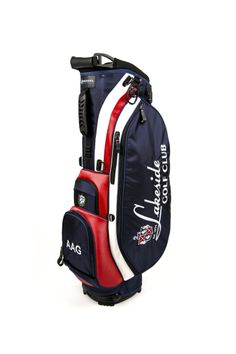 Andy Garcia Is Unveiling His Vessel Custom Golf Bag At The 2017 Att Pebble