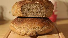 Kuch.com.pl: CHLEB PIWNY NA ZAKWASIE Bread, Food, Brot, Essen, Baking, Meals, Breads, Buns, Yemek