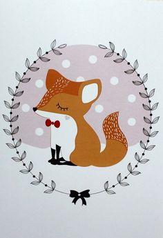 renard illustration - Pesquisa Google