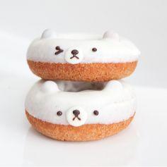 Bear donuts!