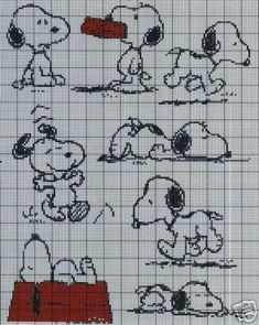 sticken Tiere Snoopy, Snoopy, & More Snoopy Crochet Pattern Tips When Buying An Air Purifier Article Cross Stitch Books, Cross Stitch Borders, Cross Stitch Baby, Counted Cross Stitch Patterns, Cross Stitch Designs, Cross Stitching, Cross Stitch Embroidery, Embroidery Patterns, Hand Embroidery