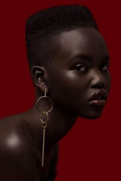 Adut Akech for Ryan Storer #inspiration #blog #blogger #tumblr #fashion #style #models #photography #vogue http://www.midnight-charm.com/