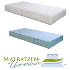 Die Matratze Matratzen-Universum® ­­– für Ihre exzellente Regeneration und einen sanften Liegekomfort Pillows, Mattress Mattress, Tech, Core, Beautiful, Best Mattress, Small Cushions, Universe