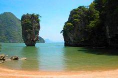 Phang Nga Bay, Phuket, Tailandia