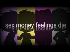 •Sex Money Feelings Die•    Meme - Gacha Life    [Story 2] - YouTube Rca Records, Music Publishing, Apps, Animation, Feelings, Memes, Artist, Youtube, Life