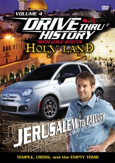 Drive Thru History with David Stotts Temple, Cross and the Empty Tomb DVD, From Jerusalem to Calvary S Stories, Great Stories, I Love Books, Great Books, Empty Tomb, Mount Of Olives, Dome Of The Rock, Temple Mount, Book Annotation