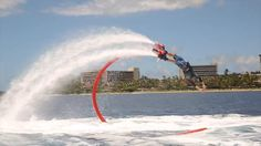 Flyboard with Pacific Jet Sports Maui