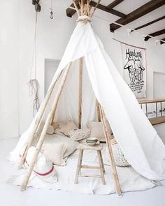 Yes please I'll just be in here, ya know, sleeping and doing important adult stuff you do in teepees ✌️