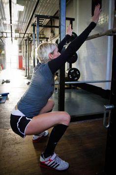 squat therapy, bodyweight squat, better squat, improving squat, mobility