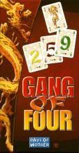 Gang of Four | Ontdek jouw perfecte spel! - Gezelschapsspel.info