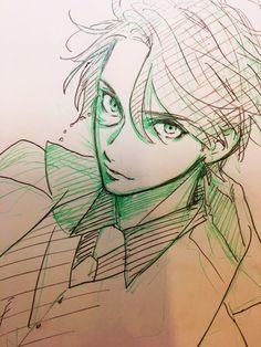 Hirunaka no ryuusei, manga, and sensei image art, anime, & m Anime Drawings Sketches, Anime Sketch, Manga Drawing, Manga Art, Art Drawings, Anime Art, Tsubaki Chou Lonely Planet, Wie Zeichnet Man Manga, Chibi