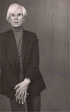 ..ANDY  WARHOL..was an American artist who was a leading figure in the visual art movement known as pop art.