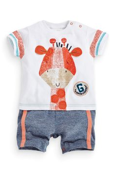 Explore baby boy romper suits in a range of designs & colours. Baby Boy Outfits, Kids Outfits, Mens Polo T Shirts, Romper Suit, Baby Boy Romper, New Baby Boys, T Shirt And Shorts, Little Girl Dresses, Baby Wearing