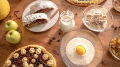Recepty — Peče celá země — Česká televize Croquembouche, Pavlova, Hummus, Food And Drink, Cooking Recipes, Cookies, Cake, Ethnic Recipes, Crack Crackers