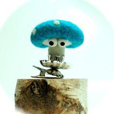 Baumschmuck: StrophAAAria der giftige Baumpilz von AnnaBlume auf DaWanda.com