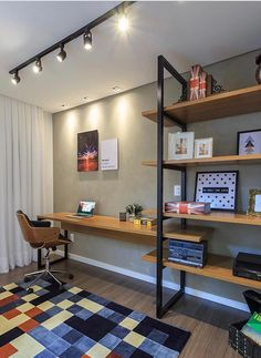 Top 10 Stunning Home Office Design Home Office Furniture Design, Home Office Design, Home Office Decor, Home Furniture, Home Decor, Study Room Design, Home Room Design, Home Interior Design, House Design